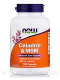 Celadrin & MSM 500 mg 120 Capsules