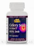 Celery Seed Extract 85% 3nB 60 Capsules