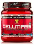 Advanced Strength CellMass 2.0 Blue Raz - 50 Servings (1.09 lb / 495 Grams)