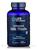 European Milk Thistle 120 Softgels