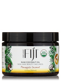 Certified Organic Coconut Oil - Pineapple Coconut 12 oz (354 ml)
