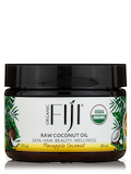 Certified Organic Whole Body Raw Coconut Oil, Pineapple Coconut - 3 fl. oz (89 ml)