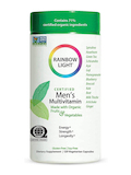 Certified Organics™ Men's Multivitamin - 120 Vegetarian Capsules