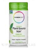 Certified Organics® Plant-Source Iron - 50 Vegetarian Capsules