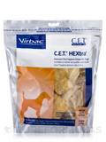 C.E.T.® Hextra® Premium Oral Hygiene Chews For Dogs, Medium (11-25 lbs) - 30 Chews
