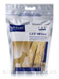 C.E.T.® Hextra® Premium Oral Hygiene Chews For Dogs, Petite (Under 11 lbs) - 30 Chews