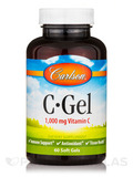 C-Gel 1000 mg 60 Soft Gels