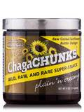 ChagaCHUNKS Plain & Creamy (Raw Cocoa-Sunflower Butter Delight) 4 oz (114 Grams)
