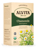 Chamomile Herbal Supplement - 24 Tea Bags