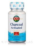 Charcoal Activated 280 mg - 50 VegCaps