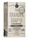 Charcoal Bar Soap - 4.25 oz (120 Grams)