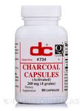 Charcoal 90 Capsules