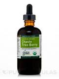 Chaste Tree Berry (Organic) - 4 fl. oz (120 ml)
