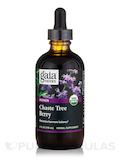 Chaste Tree Berry (Organic) 4 oz (120 ml)