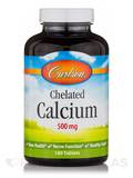 Chelated Calcium 250 mg - 180 Tablets