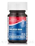 Chelated Iron 29 mg - 90 Vegetarian Tablets