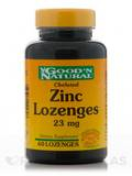 Chelated Zinc Lozenges 23 mg 60 Count