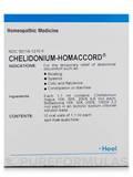 Chelidonium Homaccord 10 Oral Vials 1.1 mL