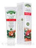 Cherry Gel Toothpaste (Fluoride Free) - 5 oz (141 Grams)