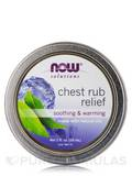 NOW® Solutions - Chest Rub Relief - 2 fl. oz (60 ml)