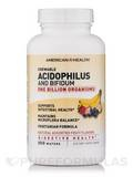 Chewable Acidophilus and Bifidum Natural Assorted Fruit Flavor - 100 Wafers