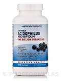 Chewable Acidophilus and Bifidum Natural Blueberry 100 Wafers