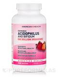 Chewable Acidophilus and Bifidum Natural Strawberry 100 Wafers