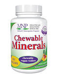 Chewable Minerals - 90 Chewable Vegan Wafers