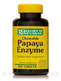 Chewable Papaya Enzyme 250 Tablets