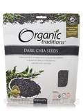 Dark Chia Seeds - 8 oz (227 Grams)