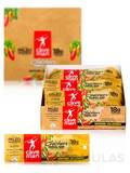 Chicken Primal Bar, Smoked Jalapeño - Box of 12 Bars (1.5 oz / 42 Grams Each )