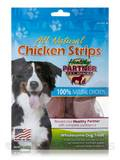 Chicken Strips Bag - Treats for Dogs - 3 oz (85 Grams)