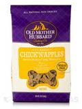Chick'N'Apples® Oven-Baked Dogs Biscuits, Mini Bones - 20 oz (567 Grams)