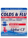 Children's Alpha CF 100 Tablets