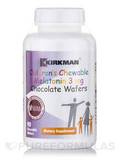Children's Chewable Melatonin 3 mg Chocolate Wafers - 90 Chewable Wafers