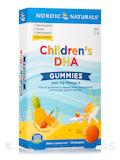 Children's DHA™ Gummies, Tropical Punch Flavor - 30 Gummies