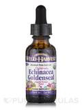 Children's Echinacea Goldenseal, Alcohol-Free Extract, Organic Orange Flavor - 1 fl. oz (30 ml)
