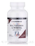 Children's Multivitamin & Mineral with 5-MTHF - 120 Capsules
