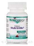 Children's Multi-Vi-Min - 150 Vegetarian Capsules