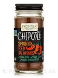 Chipotle Smoked Red Jalapenos - 2.15 oz (61 Grams)