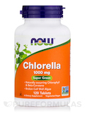 Chlorella 1000 mg 120 Tablets
