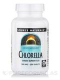 Chlorella 500 mg - 200 Tablets