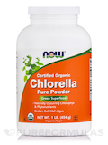 Chlorella Powder - 1 lb (454 Grams)