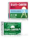 Chlorella Tablets 500 mg - 120 Tablets