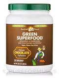Chocolate Green Superfood Powder 100 Servings 28 oz