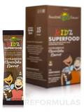 Kidz Superfood Chocolate Flavor Packets - Box of 15 Count (6 Grams each)