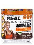 Natural Meal Replacement Shake (Creamy Chocolate) 12 oz (341 Grams)