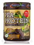 Natural Pea Protein with Rice and Hemp Protein (Chocolate Peanut Butter) 16 oz