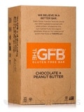 Chocolate Peanut Butter Protein Bar - Box of 12 Bars (2.05 oz / 58 Grams each)