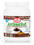 Chocolate Powdered Organic Peanut Butter - 1.5 lb (680 Grams)